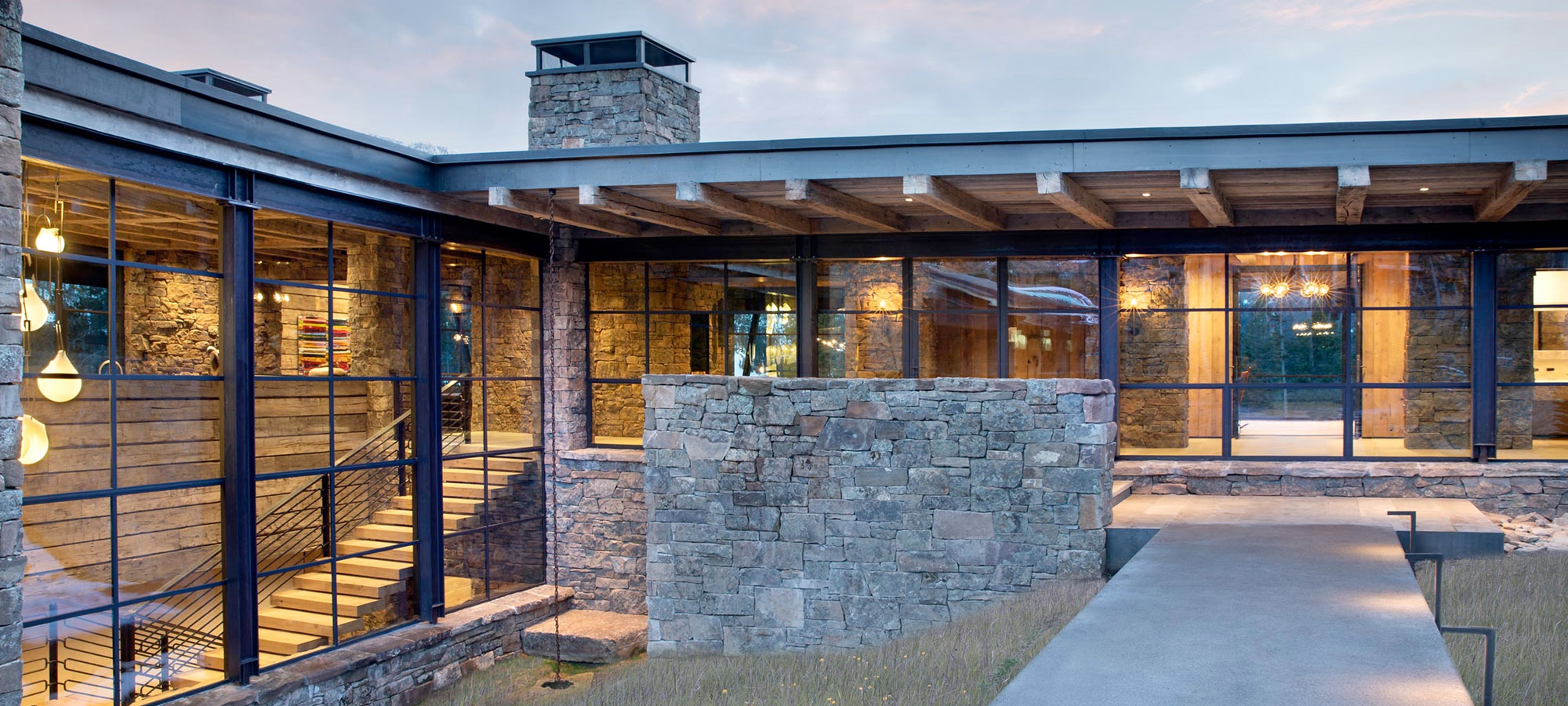 Wit's End Montana by Pearson Design Group